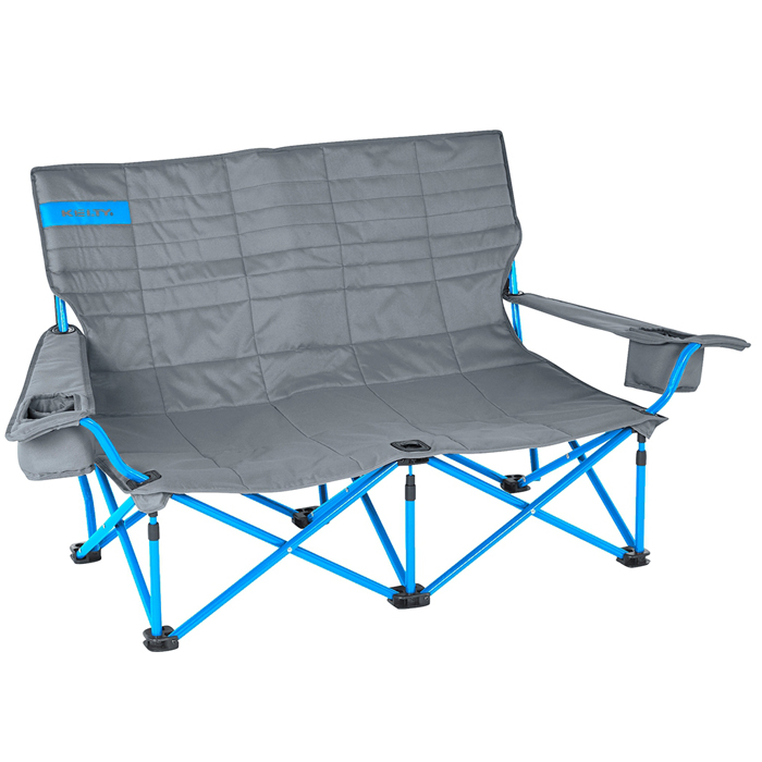 Kelty low loveseat chair main