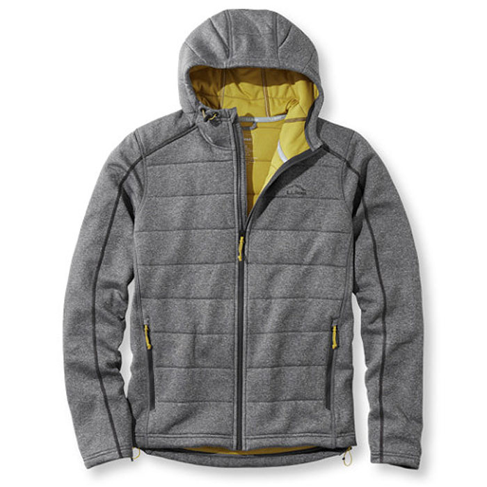 Ll bean prima loft mountain pro hoody main