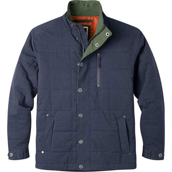 Mountain khaki men swagger jacket main