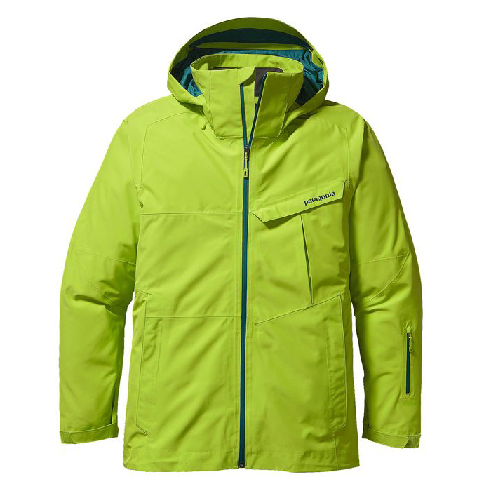 Patagonia powder bowl jacket main