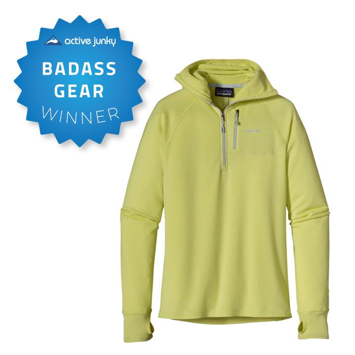 Patagonia r1 hoodie badass