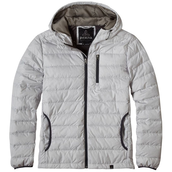 Prana laser down jacket main