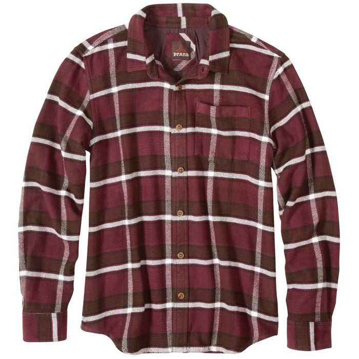 prAna Men's Channing Flannel