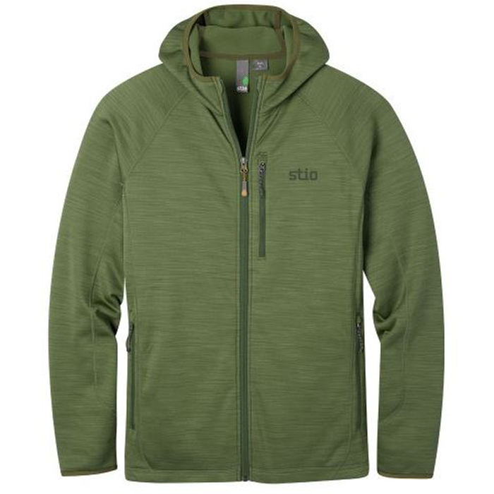 Stio gannett peak hooded jacket main