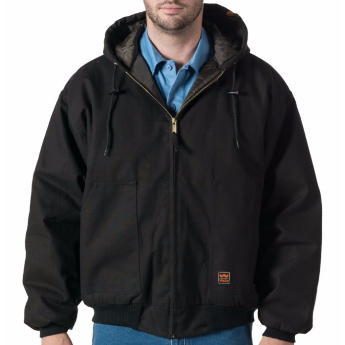 Wall mens duck insulated jacket main