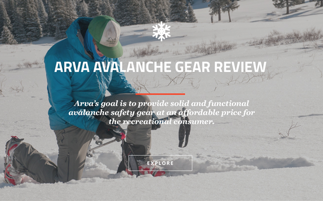 ARVA Gear Review