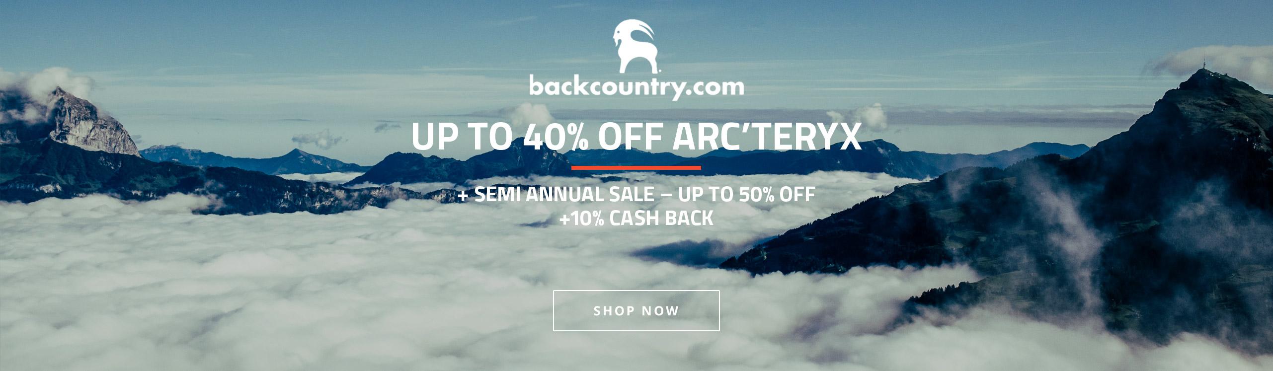 Backcountry Arc'teryx Sale