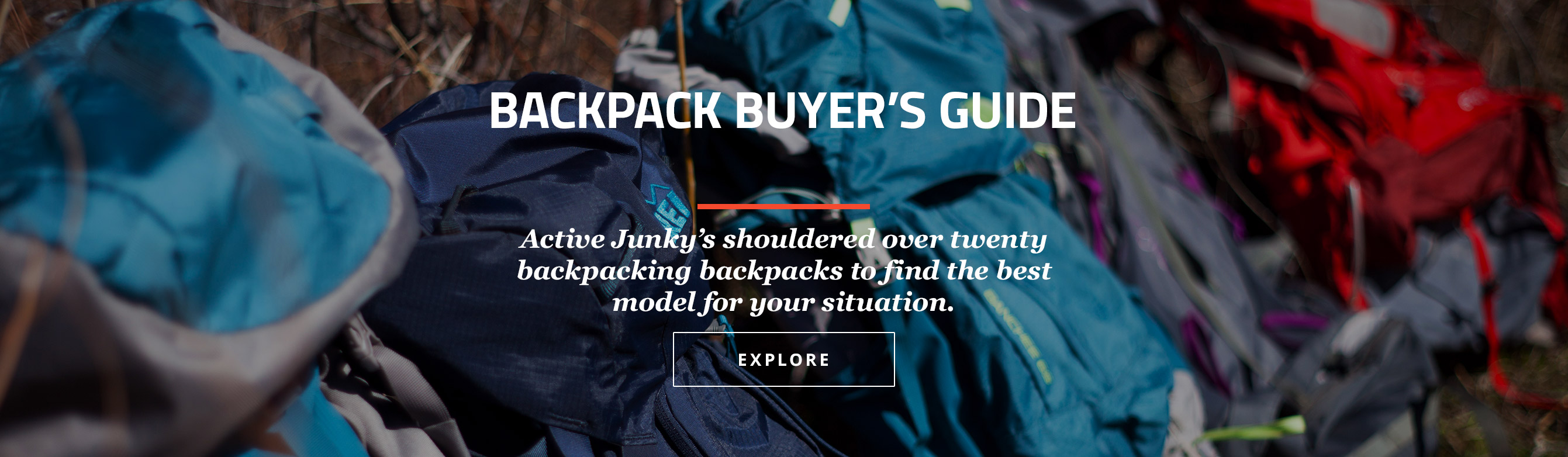 Backpack Buyer's Guide