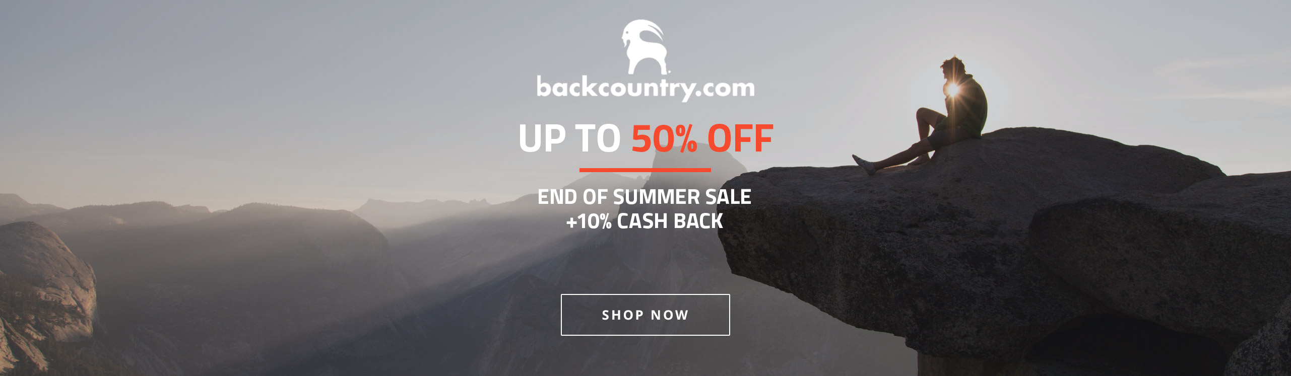 Backcountry Labor Day Sale