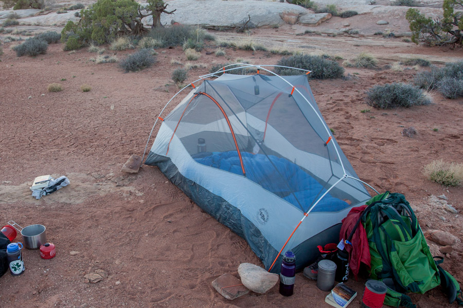 Big Agnes Copper Spur UL2 : 2 person hiking tent - memphite.com