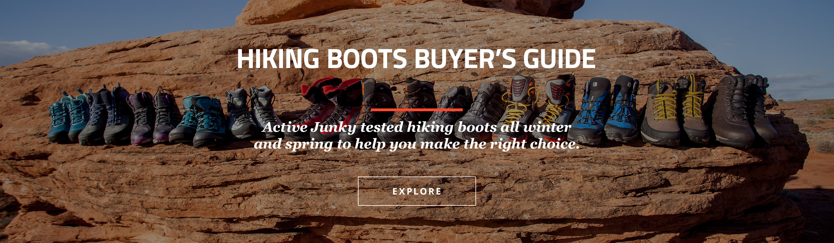 Hiking Boots Buyer's Guide