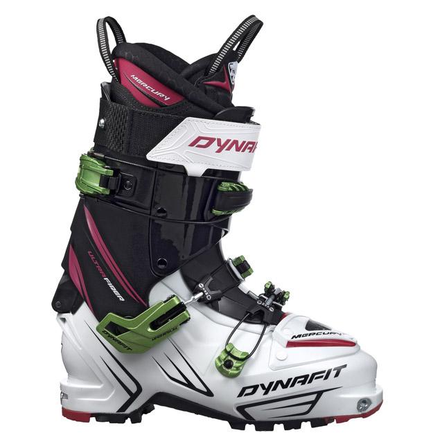 Dynafit mercury tf alpine touring ski boots women s 2014 white black