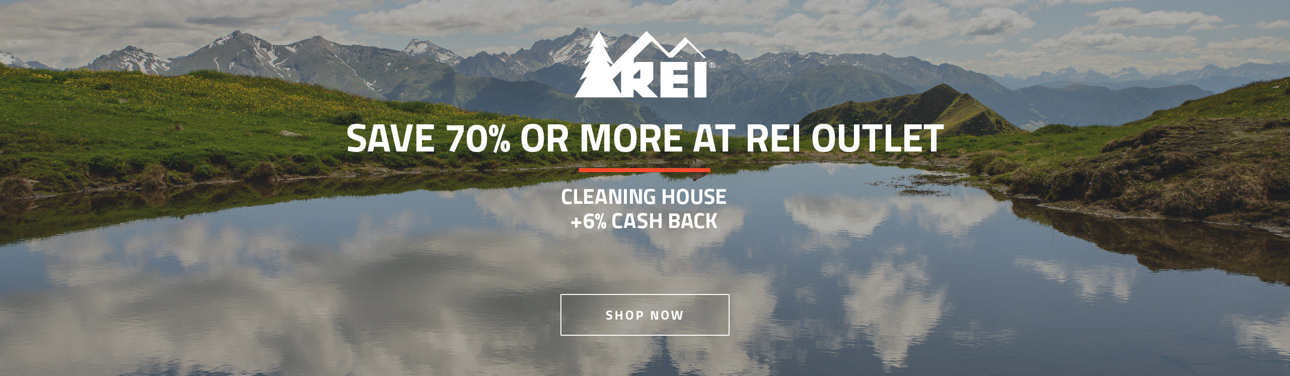 REI Outlet Sale