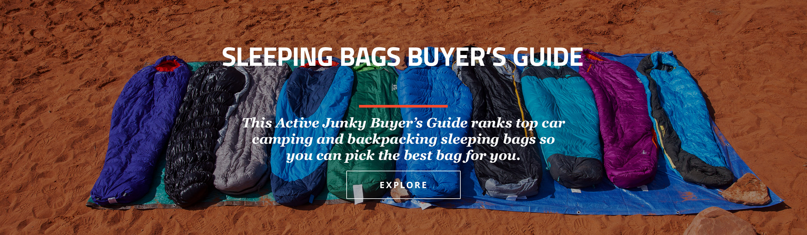 Sleeping Bags Buyer's Guide