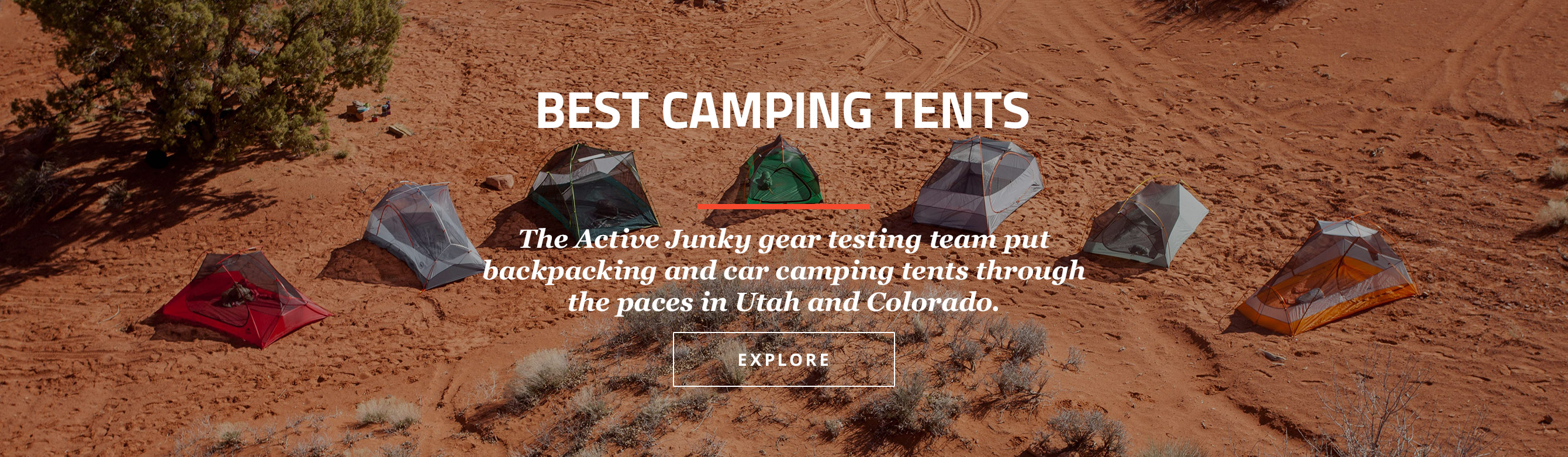 Tent Buyer's Guide
