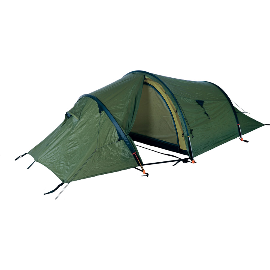 6027 rondane 3pers tent green