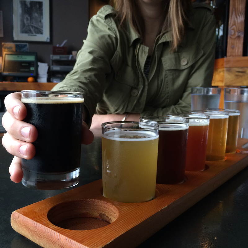 Four Must-Visit Portland Breweries and Cafès
