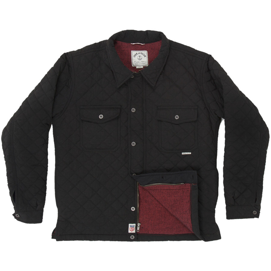 Iron and Resin Refuge Jacket