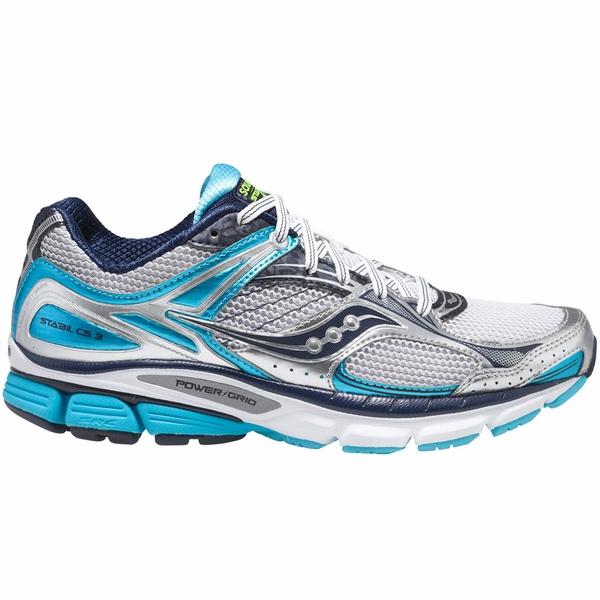 Saucony progrid stabil cs3 road running shoe women s b width 3