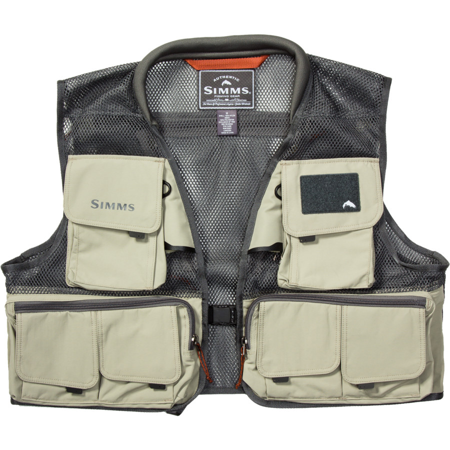 Simms headwaters vest