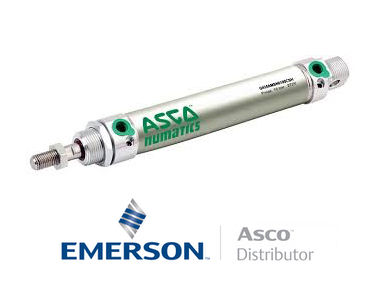 Emerson Asco 435 Series Pneumatic Round Cylinders.jpg