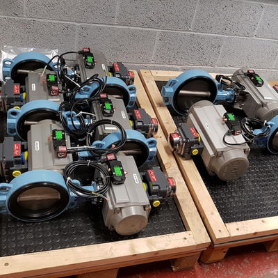 TTV Actuated Butterfly Valves Zone 22 Atex Dust.jpg
