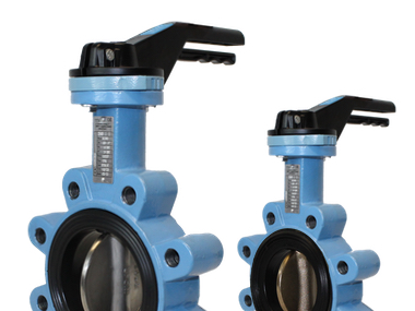 6 Inch Butterfly Valves Lugged Pattern.jpg