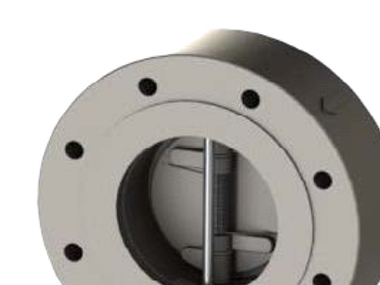 Carbon Steel Twin Plate Lugged Check Valves.jpg