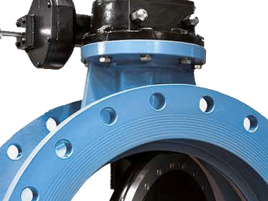 Double Flanged DN150 6 Inch Butterfly Valves.jpg