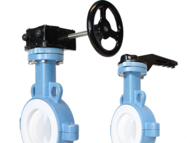 Wafer Pattern PTFE High Performance Butterfly Valves TTV.jpg