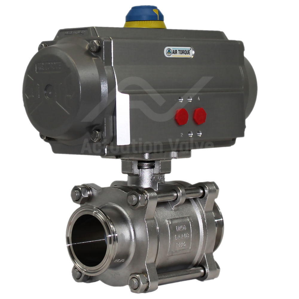 Actuated Valves - Market Leaders in Valves & Actuation