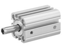 Aventics Pneumatics Compact Cylinder ISO 21287 Series CCI R422001504 Single Acting