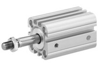 Aventics Pneumatics Compact Cylinder ISO 21287 Series CCI R422001565 Single Acting