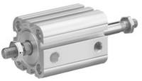 Aventics Pneumatics Compact Cylinder ISO 21287 Series CCI R422001653 Single Acting