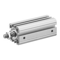Aventics Pneumatics Compact Cylinder ISO 21287 Series CCI R422001214 Double Acting