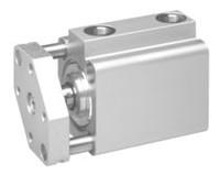 Aventics Pneumatics Short Stroke Cylinder Series KHZ 0822010745 Double Acting