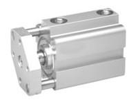 Aventics Pneumatics Short Stroke Cylinder Series KHZ 0822010846 Double Acting