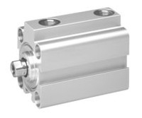 Aventics Pneumatics Short Stroke Cylinder Series KHZ 0822010627 Double Acting
