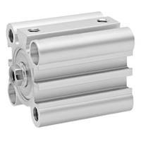 Aventics Pneumatics Short Stroke Cylinder Series SSI R412019852 Double Acting
