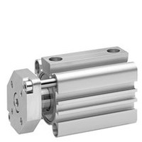 Aventics Pneumatics Short Stroke Cylinder Series SSI R480637972 Double Acting