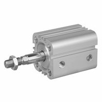 Aventics Pneumatics Compact Cylinder Series KPZ 0822498303 Single Acting extended without pressure