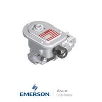 "0.25"" BSPP WSEMETG551A409MO Asco Numatics Process Automation Solenoid Valves Pilot Operated 24 VDC Brass"