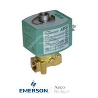 """0.25"""" BSPP E314K054S0N01F9 Asco Numatics General Service Solenoid Valves Direct Acting 48 DC Stainless Steel"""