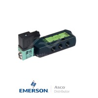 """0.25"""" BSPP SCXG551A017MS Asco Process Automation Solenoid Valves Pilot Operated 24 VDC Brass"""