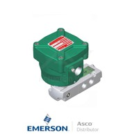 """0.25"""" BSPP NFHTXG551A409MO Asco Process Automation Solenoid Valves Pilot Operated 24 VDC Brass"""