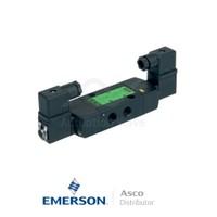 "0.25"" NPT SC8551A018 Asco Numatics Process Automation Solenoid Valves Pilot Operated 230 VAC Engineered Plastics"