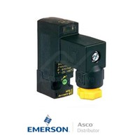 30210113--P Asco General Service Solenoid Valves Direct Acting 24 VDC Light Alloy