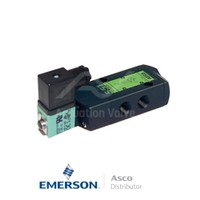 "0.25"" NPT SC8551A017MS Asco Numatics Process Automation Solenoid Valves Pilot Operated 230 VAC Engineered Plastics"