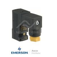 30210112--P Asco Numatics General Service Solenoid Valves Direct Acting 24 VDC Light Alloy