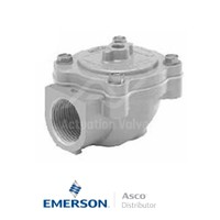 """1"""" BSPP XG353A042 Asco Dust Collector Solenoid Valves Pilot Operated Light Alloy"""